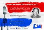 Antorcha de la libertad 2012